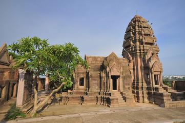 model of angkor wat in cambodia