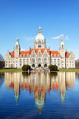 Neues Rathaus Hannover, Deutschland