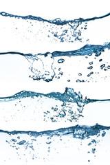 water splashing set