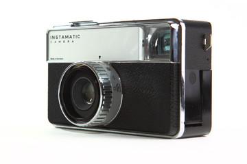 alter Fotoapparat analog