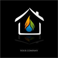 image logo plomberie