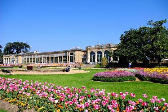 Jardin du Thabor à Rennes
