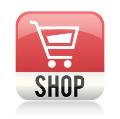 Shop Web Button