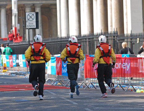 Fire Brigade Runners