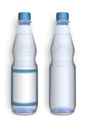 Mineralwasserflsche
