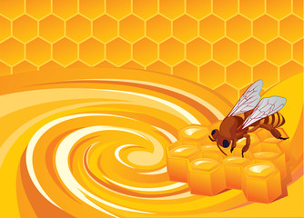 honey aroma elements