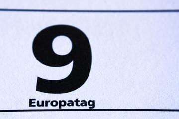 Kalender / europatag