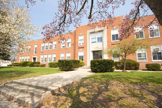 Typical American Elementary School