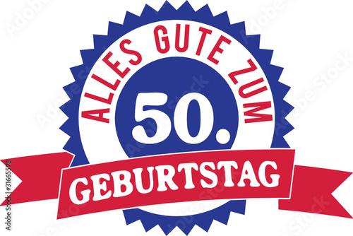 Alles Gute Zum 50 Geburtstag Stockfotos Und Lizenzfreie Vektoren