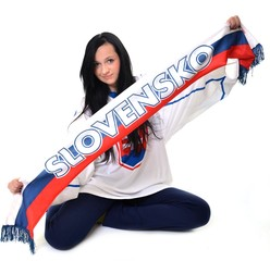 slovakian hockey fan