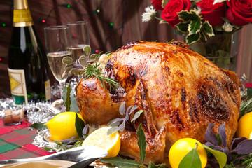 Christmas Feast Turkey