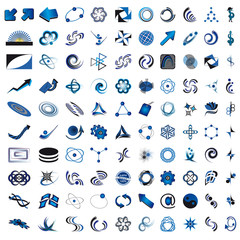 The collection of symbols