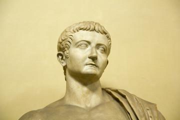 Fototapeta Tiberius, century statue I AD obraz