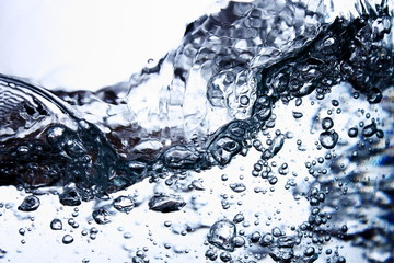 Bollicine d'acqua