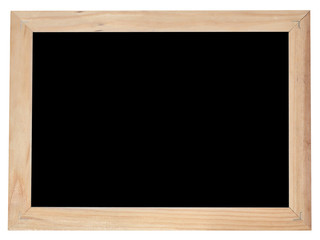 Schild. Kreide Tafel
