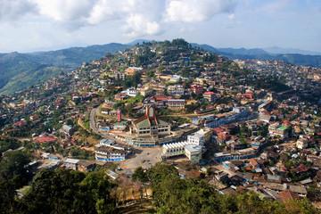 Village Kohima, state of Nagaland, India