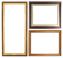 few picture frames