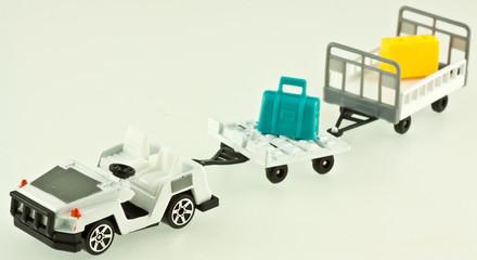 voiturette et chariots transport bagages aéroport