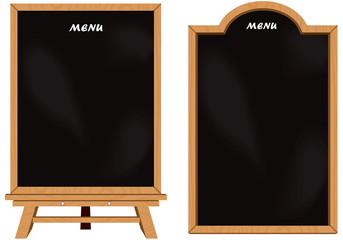 黒板 メニュー