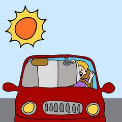 Car Sun Shade Shield