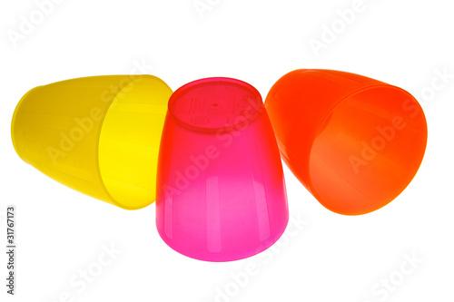 verre goblet en plastique pour enfants photo libre de droits sur la banque d 39 images fotolia. Black Bedroom Furniture Sets. Home Design Ideas