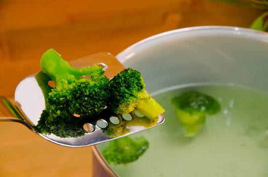 Broccoli kochen - lecker!