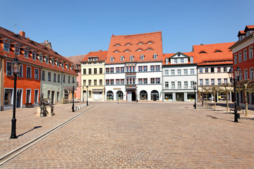 Naumburger Holzmarkt, Deutschland