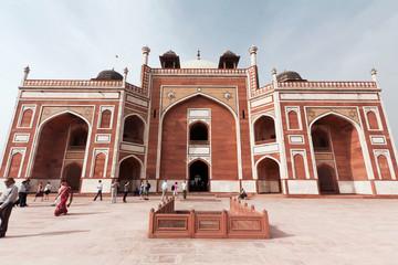 Printed roller blinds Delhi Jama Masjid, Delhi, Indie