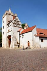 Marientor in Naumburg (Saale), Deutschland