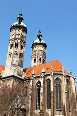 Dom Naumburg, Saale / Deutschland