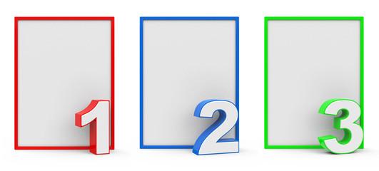 Die 3 Schritte