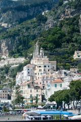 Fototapete - Amalfi