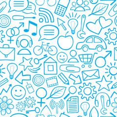 Doodles Background