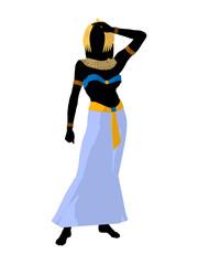 Cleopatra Illustration Silhouette