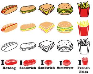 fastfood designs
