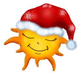 sole natalizio