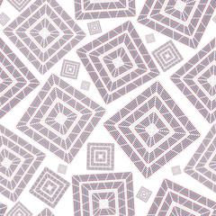 Seamless square ceramic background