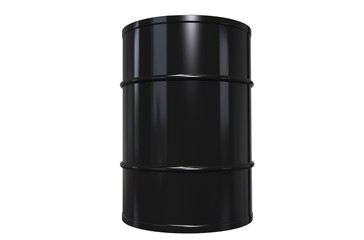 Oil Drum, Copy Space