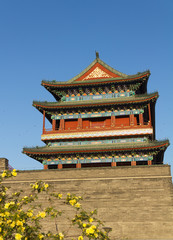The Zhengyang Gate at morning - Apr 27, 2011
