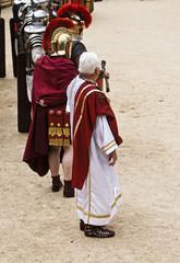 armée romaine sénateur