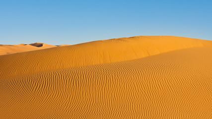 Huge Dune - Awbari Sand Sea, Sahara Desert, Libya