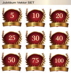 Jubilaeum Vectorset5