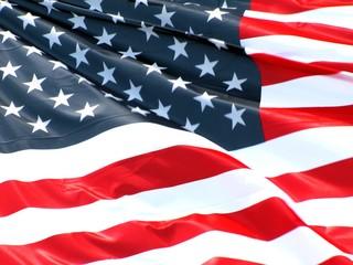 Etoiles et bandes de la bannière des U.S.A.