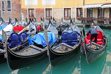 gondole venezia 1064