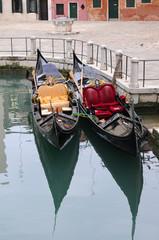 gondole venezia 1069