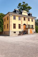 Bachhaus im Schloss Belvedere Weimar