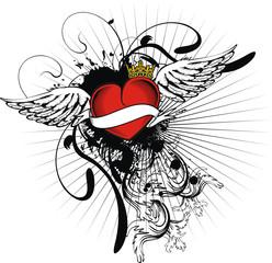 heraldic heart9