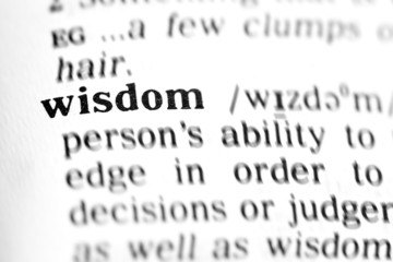 wisdom (the dictionary project)