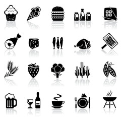 icons food