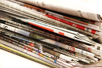 Zeitungsstoß
